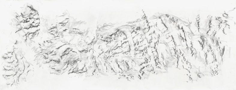 Kati Gausmann: mountain print (16/08/01)