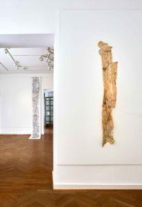 Kati Gausmann: 'mountain print (16/23/00)'