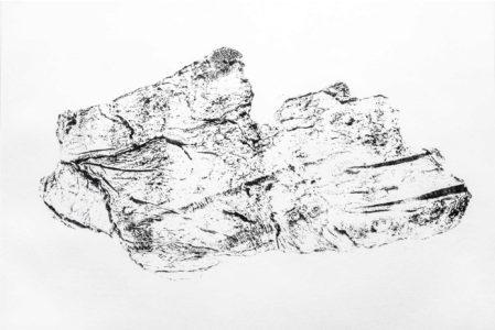 Kati Gausmann: mountain print (17/30/04)