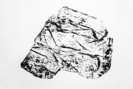 Kati Gausmann: mountain print (17/35/01)