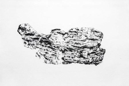 Kati Gausmann: mountain print (17/36/03)